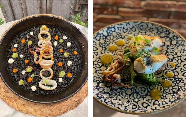 26es Jornades Gastronòmiques del Calamar d'Arenys al Blau de Mar